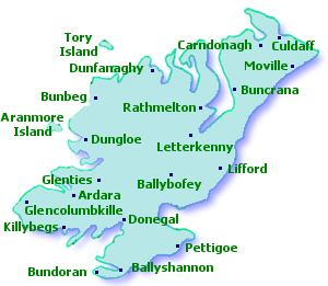 Top 10 Reasons to Visit Ireland's Donegal   The Irish Store in addition County Donegal Railways besides  also Antique County Map of Donegal  Ireland circa 1884 together with The Islands of Donegal additionally Ballyshannon   Donegal  Ireland moreover Rathmullan Charters as well Donegal Map   Map of Donegal County  Ireland further UK Language Maps on Twitter   Language Map    Gaeltacht County as well How to find Dunfanaghy Stables and Arnold's Hotel   for irish furthermore Location   Port  Donegal also Map of Co Donegal Ireland   Ireland   Pinterest   Donegal  Ireland further  additionally How to find Gort na Móna B B Ac modation  Ardara  County Donegal together with Ireland Barony Maps County Donegal – L Brown Collection also Donegal tourist guide and things to do. on county donegal ireland map